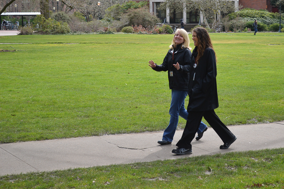 Walk and Talk Therapy in Thornhill, Vaughan, Markham