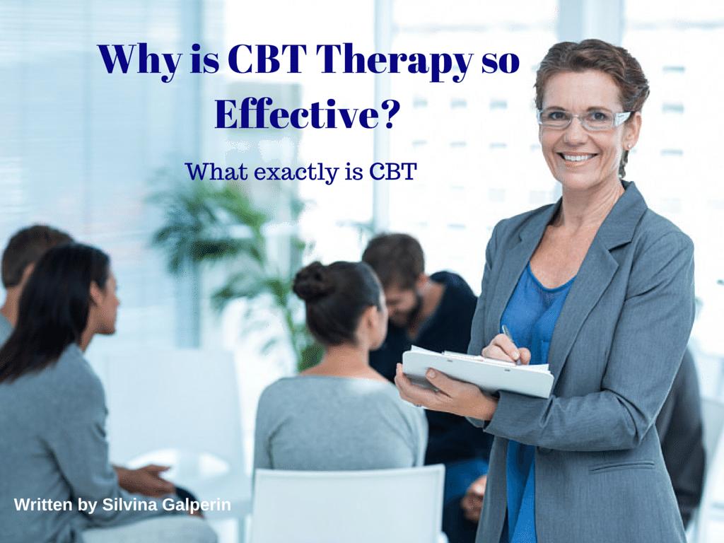 CBT Effectiveness